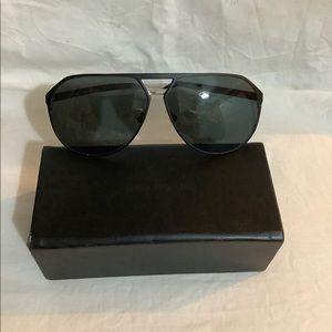 DIOR HOME 0144S Dior Black Tie Sunglasses